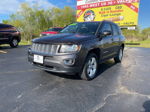 2015 Jeep Compass for sale at US 30 Motors in Merrillville IN