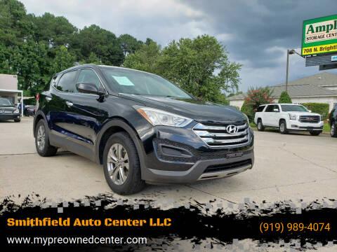 2015 Hyundai Santa Fe Sport for sale at Smithfield Auto Center LLC in Smithfield NC