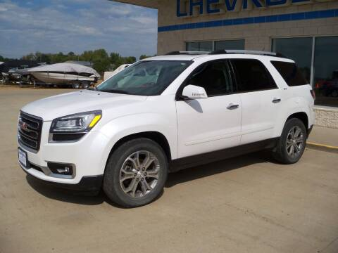 2016 GMC Acadia for sale at Tyndall Motors in Tyndall SD
