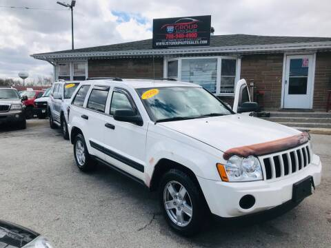 2005 Jeep Grand Cherokee for sale at I57 Group Auto Sales in Country Club Hills IL