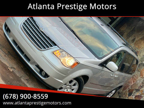 2010 Chrysler Town and Country for sale at Atlanta Prestige Motors in Decatur GA