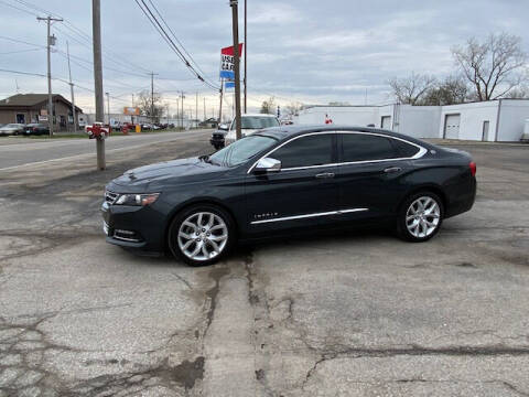 2014 Chevrolet Impala for sale at Bruce Kunesh Auto Sales Inc in Defiance OH