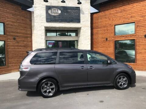 2019 Toyota Sienna for sale at Hamilton Motors in Lehi UT