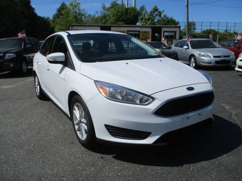 2016 Ford Focus for sale at Unlimited Auto Sales Inc. in Mount Sinai NY