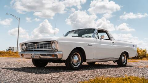 1966 Ford Ranchero for sale at EURO STABLE in Miami FL