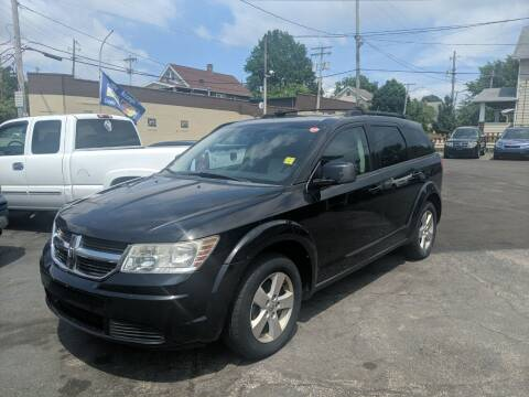 2009 Dodge Journey for sale at Richland Motors in Cleveland OH