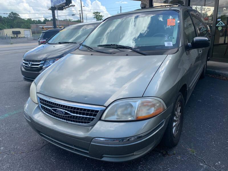 1999 Ford Windstar for sale at Diana Rico LLC in Dalton GA