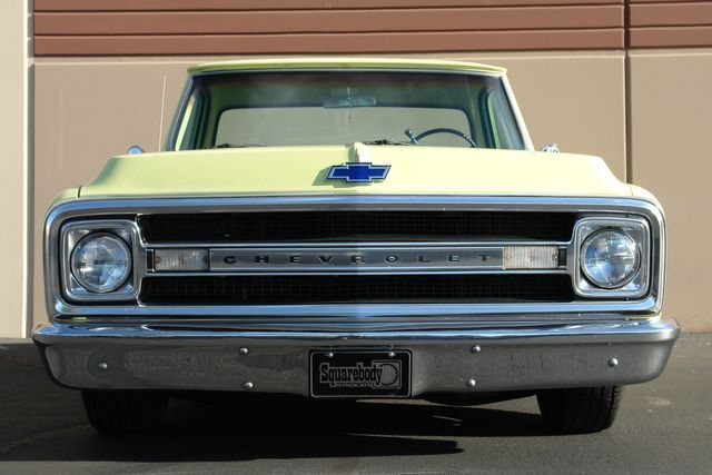 1970 Chevrolet C/K 10 Series 14
