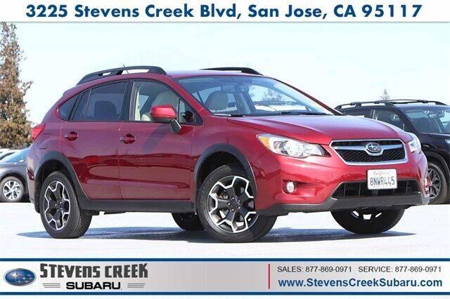 2014 Subaru XV Crosstrek for sale in San Jose, CA