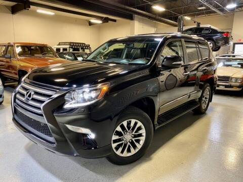 2017 Lexus GX 460 for sale at Motorgroup LLC in Scottsdale AZ