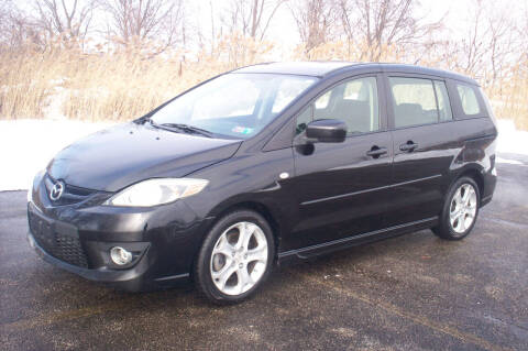 2009 Mazda MAZDA5 for sale at Action Auto Wholesale - 30521 Euclid Ave. in Willowick OH