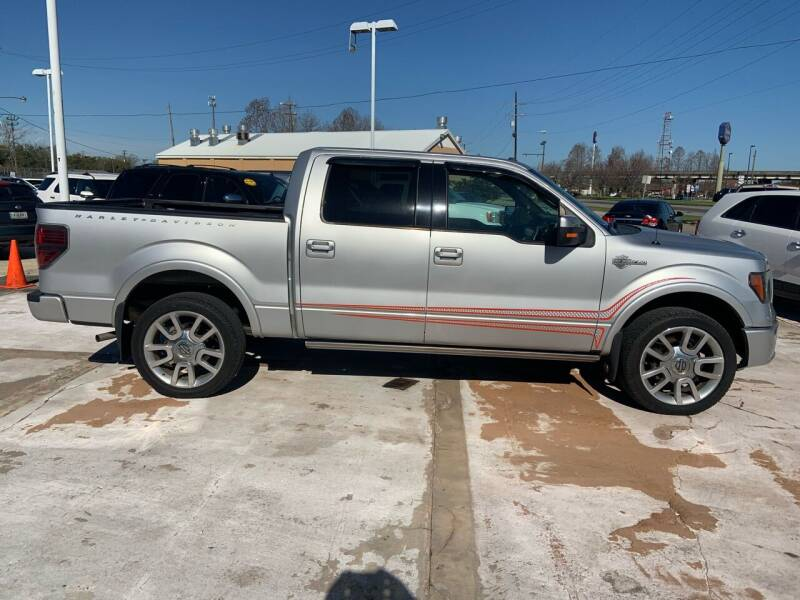 2011 Ford F-150 for sale at Uncle Ronnie's Auto LLC in Houma LA