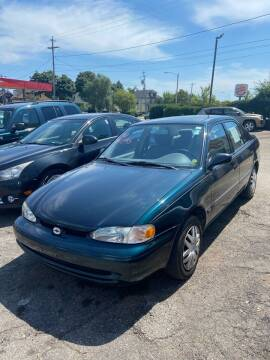 1998 Chevrolet Prizm for sale at Big Bills in Milwaukee WI