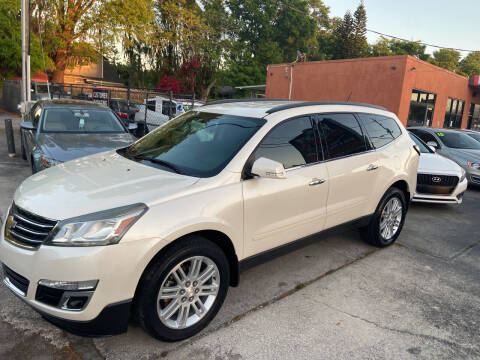 2015 Chevrolet Traverse for sale at Kings Auto Group in Tampa FL