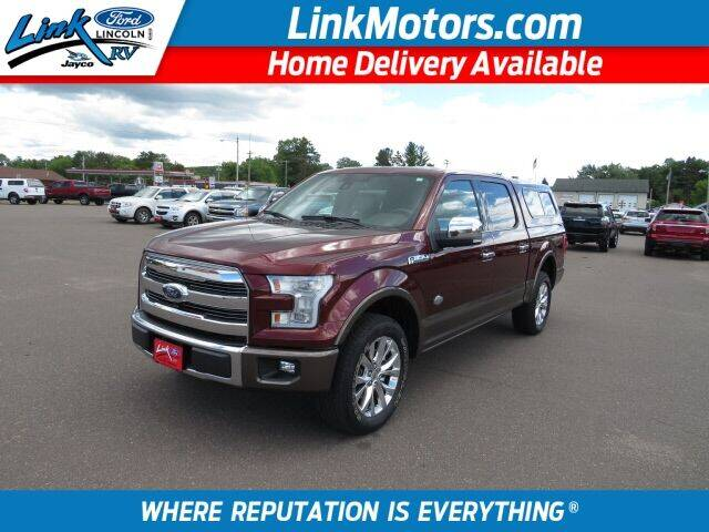 2016 Ford F-150 for sale in Minong, WI
