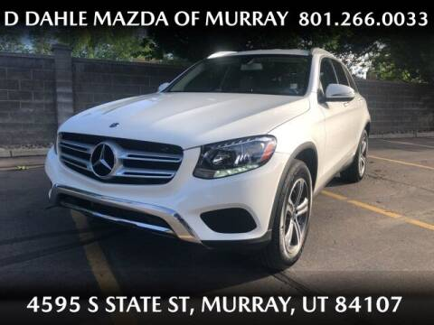 2019 Mercedes-Benz GLC for sale at D DAHLE MAZDA OF MURRAY in Salt Lake City UT