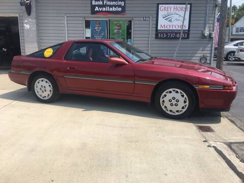 1989 Toyota Supra for sale at Grey Horse Motors in Hamilton OH