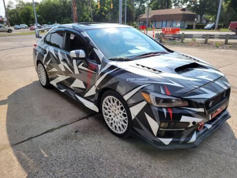 2017 Subaru WRX for sale at Motor City Automotive of Michigan in Flat Rock MI