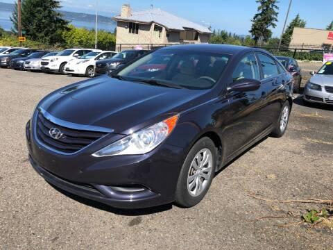 2011 Hyundai Sonata for sale at KARMA AUTO SALES in Federal Way WA