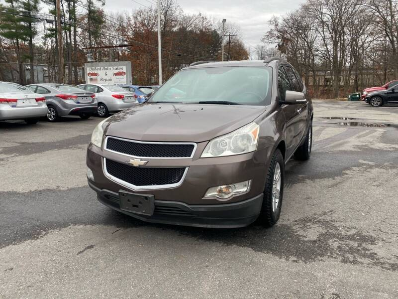 2009 Chevrolet Traverse for sale at United Auto Service in Leominster MA