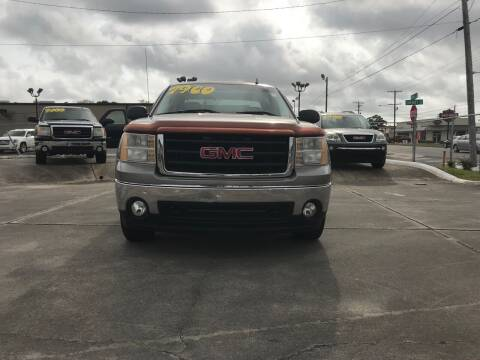 2007 GMC Sierra 1500 for sale at Bobby Lafleur Auto Sales in Lake Charles LA