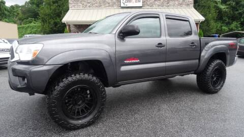2014 Toyota Tacoma for sale at Driven Pre-Owned in Lenoir NC