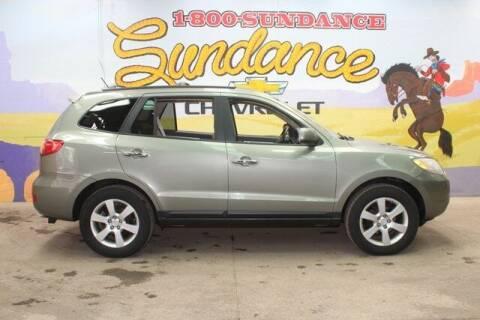 2008 Hyundai Santa Fe for sale at Sundance Chevrolet in Grand Ledge MI