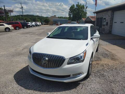 2016 Buick LaCrosse for sale at VAUGHN'S USED CARS in Guin AL