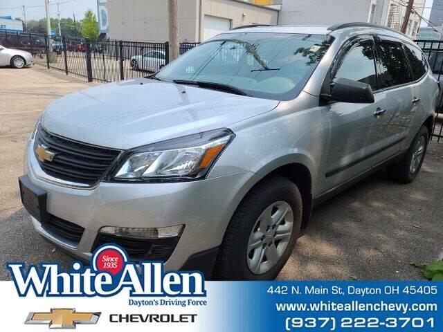 2016 Chevrolet Traverse for sale at WHITE-ALLEN CHEVROLET in Dayton OH
