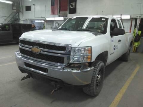 2012 Chevrolet Silverado 2500HD for sale at Cj king of car loans/JJ's Best Auto Sales in Troy MI