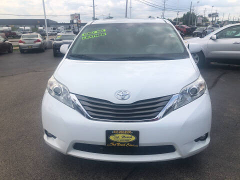 2012 Toyota Sienna for sale at Top Notch Auto Brokers, Inc. in Palatine IL