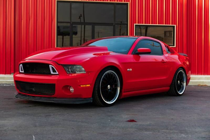 2014 Ford Mustang for sale at Kelley Autoplex in San Antonio TX