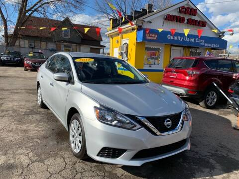 2018 Nissan Sentra for sale at C & M Auto Sales in Detroit MI
