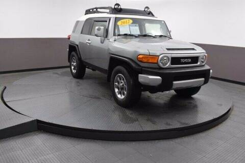 2012 Toyota FJ Cruiser for sale at Hickory Used Car Superstore in Hickory NC