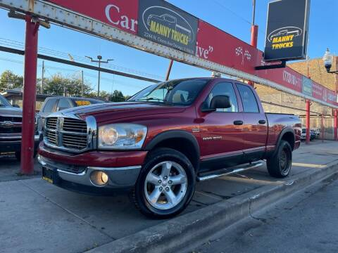 2007 Dodge Ram Pickup 1500 for sale at Manny Trucks in Chicago IL