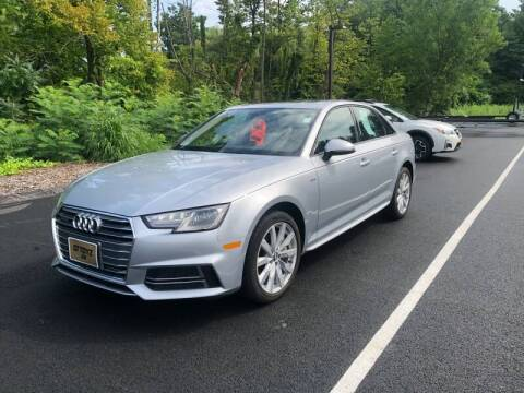 2018 Audi A4 for sale at GT Toyz Motor Sports & Marine in Halfmoon NY