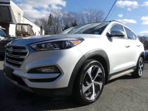 2018 Hyundai Tucson for sale at P&D Sales in Rockaway NJ