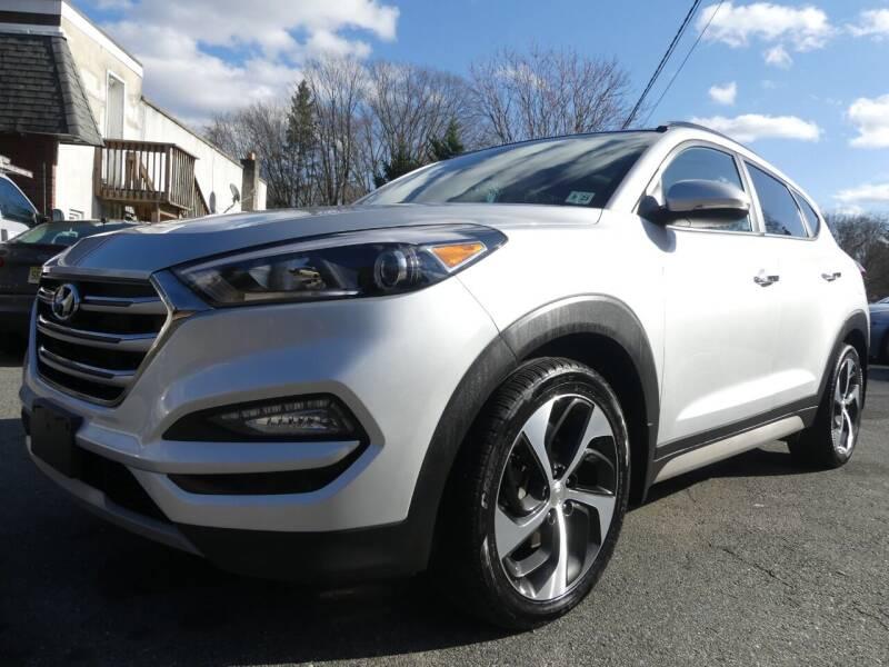 2018 Hyundai Tucson for sale at P&D Sales in Rockaway NJ