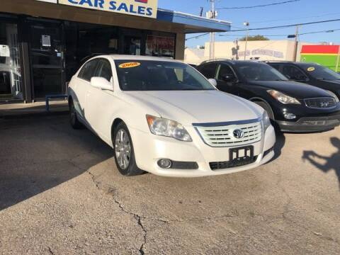 2008 Toyota Avalon for sale at Suzuki of Tulsa - Global car Sales in Tulsa OK