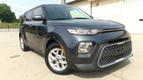 2020 Kia Soul for sale at Prudential Auto Leasing in Hudson OH