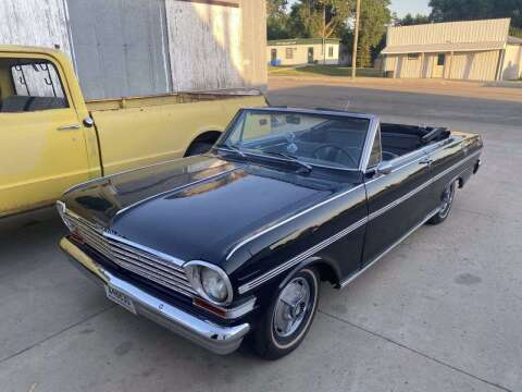 1963 Chevrolet Nova for sale at B & B Auto Sales in Brookings SD