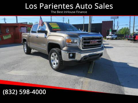 2014 GMC Sierra 1500 for sale at Los Parientes Auto Sales in Houston TX