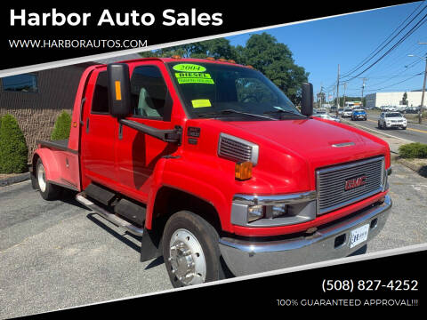 2004 GMC C4500 for sale at Harbor Auto Sales in Hyannis MA