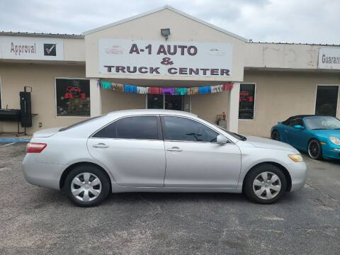 2009 Toyota Camry for sale at A-1 AUTO AND TRUCK CENTER in Memphis TN