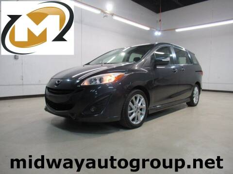 2015 Mazda MAZDA5 for sale at Midway Auto Group in Addison TX