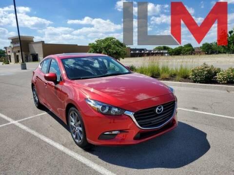 2018 Mazda MAZDA3 for sale at INDY LUXURY MOTORSPORTS in Fishers IN