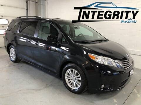 2015 Toyota Sienna for sale at Integrity Motors, Inc. in Fond Du Lac WI