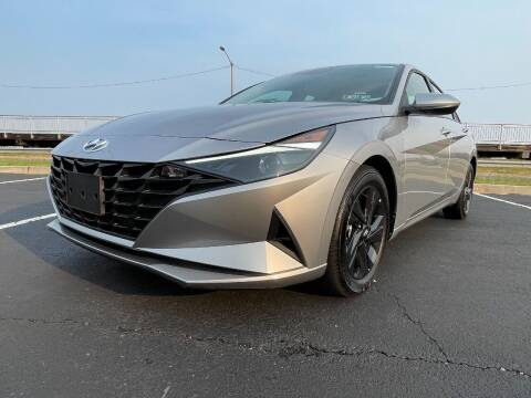 2021 Hyundai Elantra for sale at US Auto Network in Staten Island NY