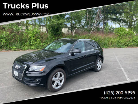 2011 Audi Q5 for sale at Trucks Plus in Seattle WA