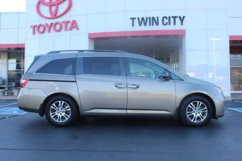 2013 Honda Odyssey for sale at Twin City Toyota in Herculaneum MO